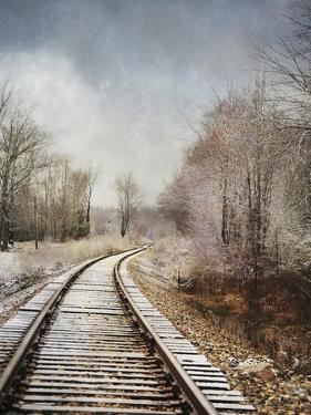 Snow on the Tracks by Jai Johnson