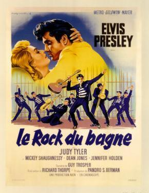 Jailhouse Rock (French Release)