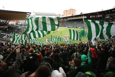 MLS: Los Angeles Galaxy at Portland Timbers
