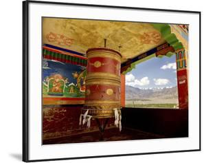 Gompas and Chortens, Ladakh, India by Jaina Mishra