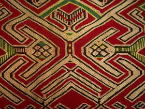 Motif from Antique Asian Textile (PR) by Jaina Mishra