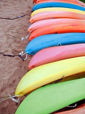 Kayaks I by Jairo Rodriguez