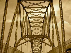 New York Bridge II by Jairo Rodriguez