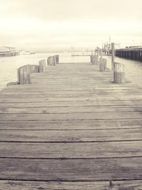 Pier View I by Jairo Rodriguez