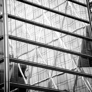 Window Reflection I by Jairo Rodriguez