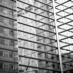 Window Reflection II by Jairo Rodriguez