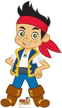 Jake - Jake and the Neverland Pirates Lifesize Standup