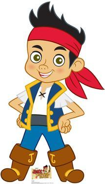 Jake - Jake and the Neverland Pirates Lifesize Standup