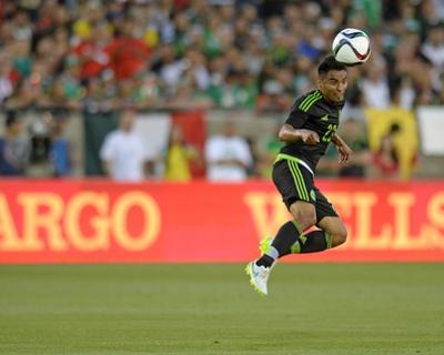 Soccer: Mexico Vs Ecuador by Jake Roth