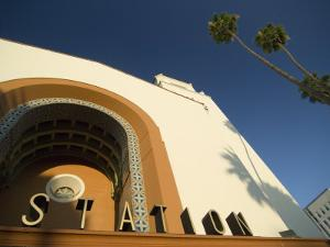 Union Station, Los Angeles, California by Jake Warga