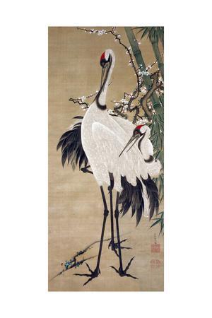 Two Cranes