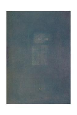 'A Nocturne', c1878 (1904) by James Abbott McNeill Whistler