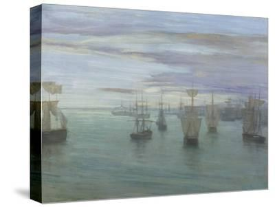 Crepuscule in Flesh Colour and Green: Valparaiso by James Abbott McNeill Whistler