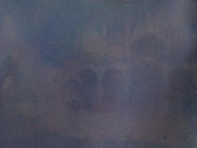 'Nocturne: Blue and Gold, St Mark's, Venice ', 1880