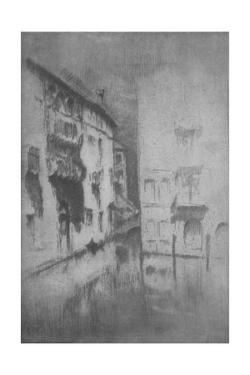 'Nocturne - Palaces', 1878, (1904) by James Abbott McNeill Whistler