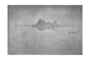 'Nocturne-Salute', c1879, (1904) by James Abbott McNeill Whistler