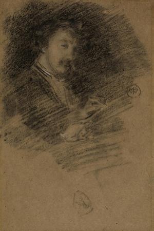Self Portrait, 1871-73