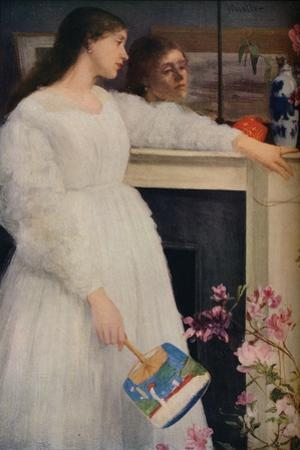 Symphony in White, No. 2: the Little White Girl, (1864-6), 1937
