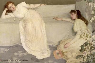 Symphony in White, No. III, 1865-7