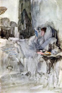 The Convalescent, 19th Century by James Abbott McNeill Whistler