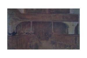 'The Cure's Little Class', c1879, (1904) by James Abbott McNeill Whistler