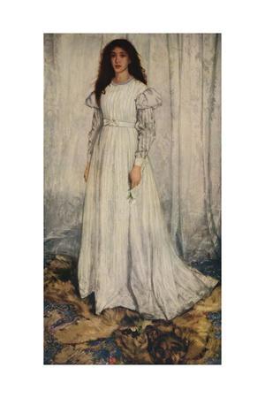 'The White Girl', 1862