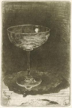 The Wine Glass, 1858 by James Abbott McNeill Whistler