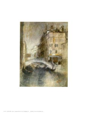 Venice by James Abbott McNeill Whistler