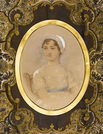 Portrait of Jane Austen (1775-181)