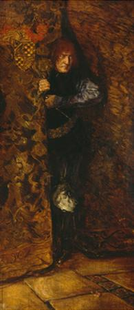 Henry Irving as Macbeth, 1875 by James Archer