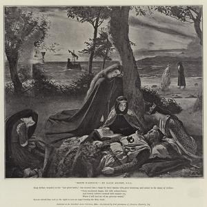 Morte D'Arthur by James Archer