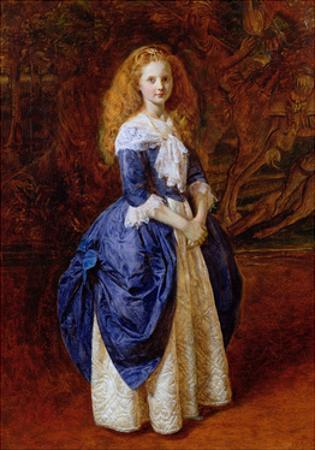 My Great Grandmother, 1865 by James Archer