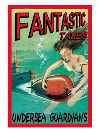 Undersea Guardians by James B. Settles