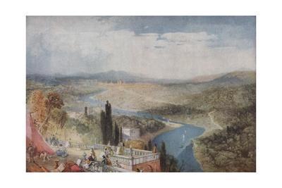 'Florence', 1839, (1918)