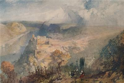 On the Rhine, 1852