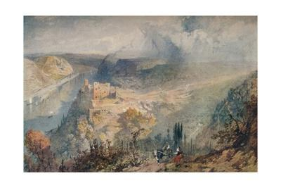 'On The Rhine', 1852