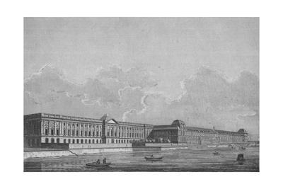'Louvre', c18th century