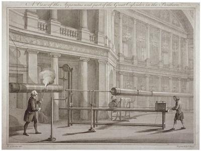 The Pantheon, Oxford Street, Westminster, London, C1780