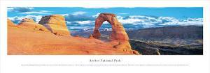 Arches National Park, Delicate Arch by James Blakeway