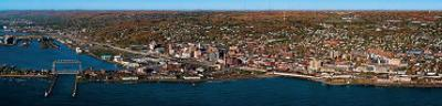 Duluth, Minnesotta by James Blakeway