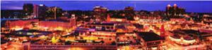 Kansas City, Missouri, The Plaza by James Blakeway