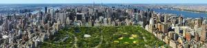 New York, New York - Central Park by James Blakeway