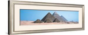 Pyramids of Giza Egypt by James Blakeway
