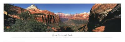 Zion National Park by James Blakeway
