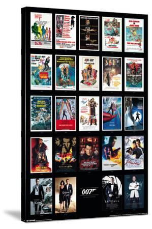James Bond- 24 Movies