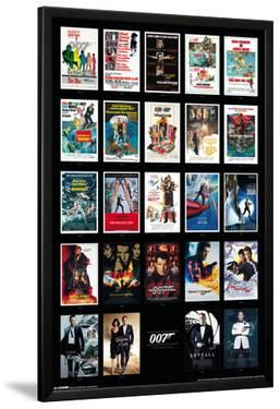 James Bond- 24 Movies