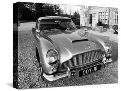 James Bond's Aston Martin DB5, Used in the Film Goldfinger