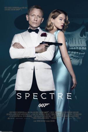 James Bond- Spectre One Sheet