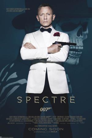 James Bond- Spectre Skull