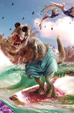 James Booker - Surfing T-Rex